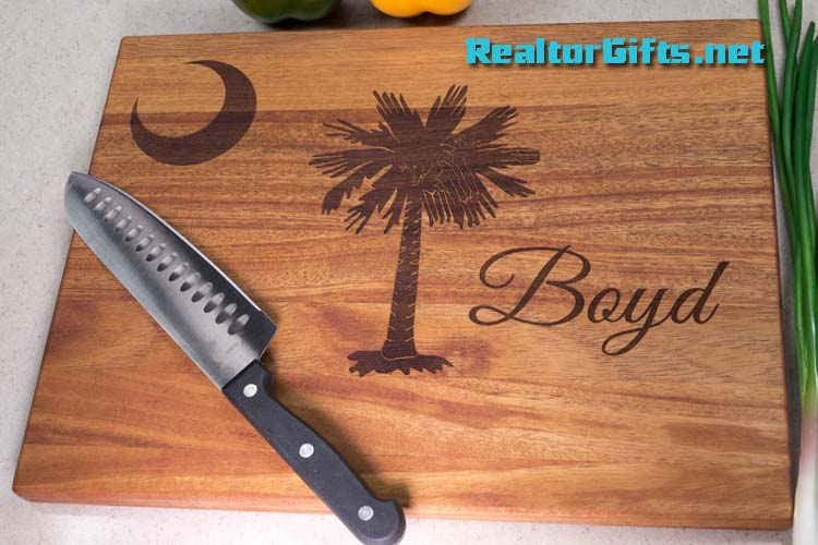 South Carolina Cutting Board SC1