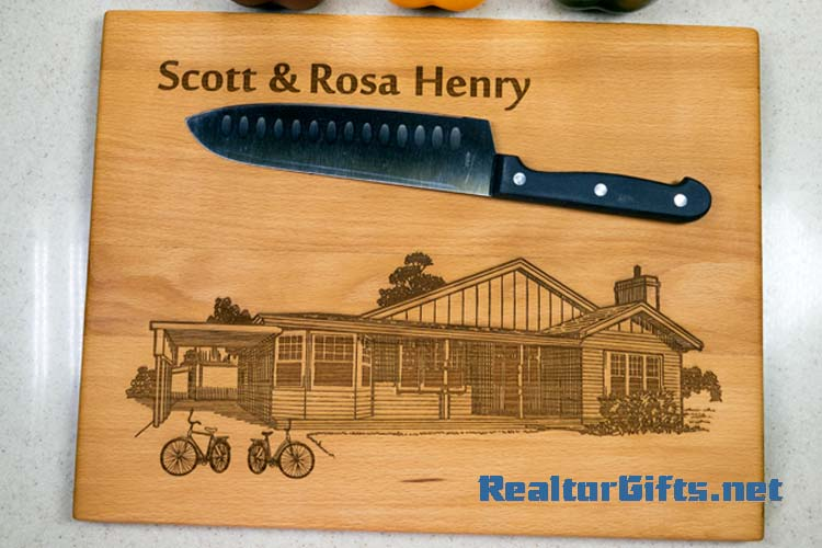 House Cutting Board HSH5