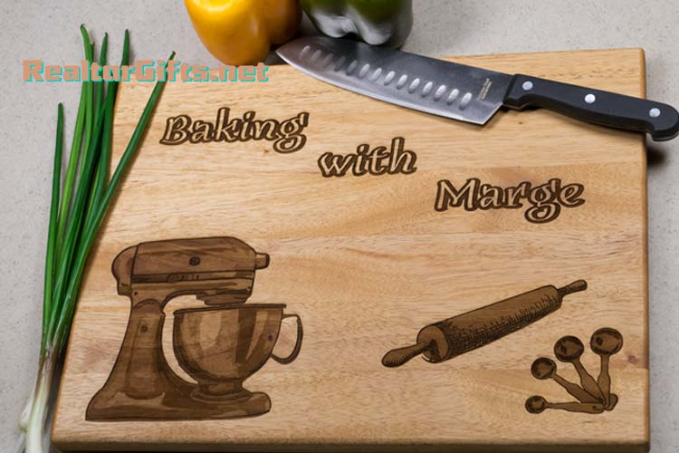 Kitchen Mixer Cutting Board K2