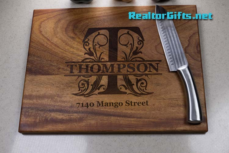 Monogram Cutting Board M3AA