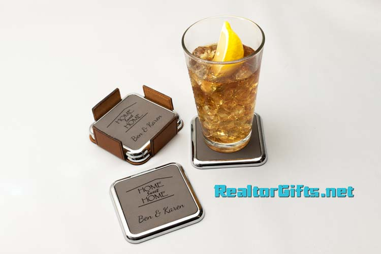 Home Sweet Home Coaster Set CS-HSH2