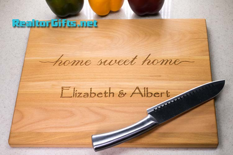 Home Sweet Home Cutting Board HSH3N