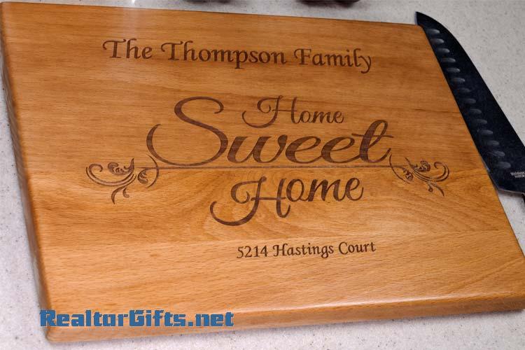 Home Sweet Home Cutting Board HSH1