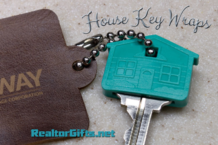 House Key Wraps - BAG OF 50